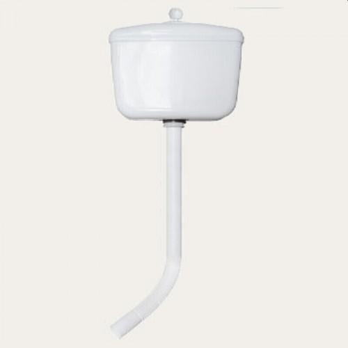 Бачок для чаши Генуя пластмасс.среднерасположенный...