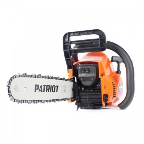 """Бензопила PATRIOT PT3816 (2.0 л.с.,  шина 16""""- 40см.,очки+перчатки) облегченный запуск ..."""