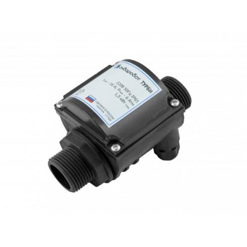 Блок управления насосом ТУРБИ (чувствит.2л/мин, до 1,5.кВт, max давление 6 бар,max поток 100 л/мин) ...