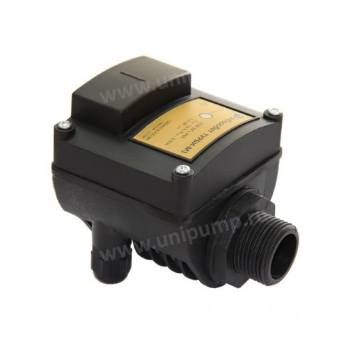 Блок управления насосом ТУРБИ-М2 (чувствит.2л/мин, до 1,5.кВт, 3,0-4,5 бар,защ по сух ходу) ...