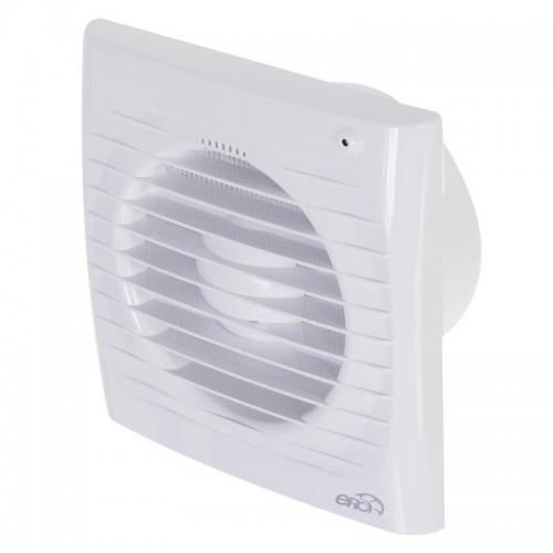 Вентилятор вытяжной A 5S C с обратным клапаном и антимоскитной сеткой D 125...