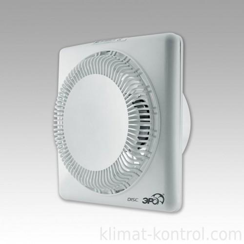 Вентилятор вытяжной DISC 4С  с обратным клапаном D 100...
