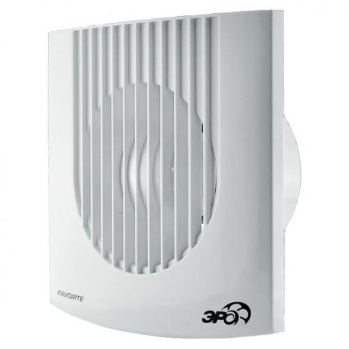 Вентилятор вытяжной FAVORITE 4С-01 с обратным клапаном D 100...