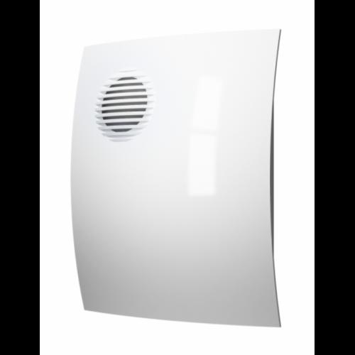 Вентилятор вытяжной, осевой PARUS 4C,  с обратным клапаном D 100 ...
