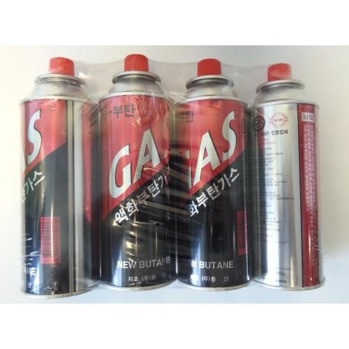 "Газ ""NEW BUTANE"" 220гр. красно-черн. (Корея) ..."