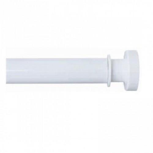 Гардина для ванной комнаты IDDIS 110-200см, белый 010А200i14...