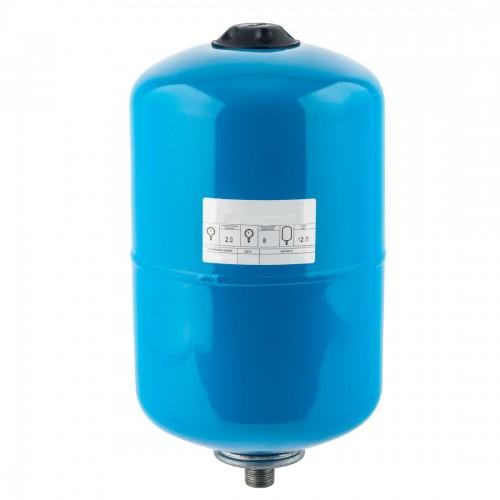 """Гидроаккумулятор DEISA  12л  для хол. воды, вертикальный 1""""..."""