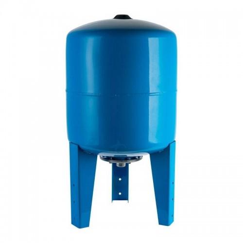 """Гидроаккумулятор DEISA  36л для хол. воды, вертикальный, 1"""", синий..."""