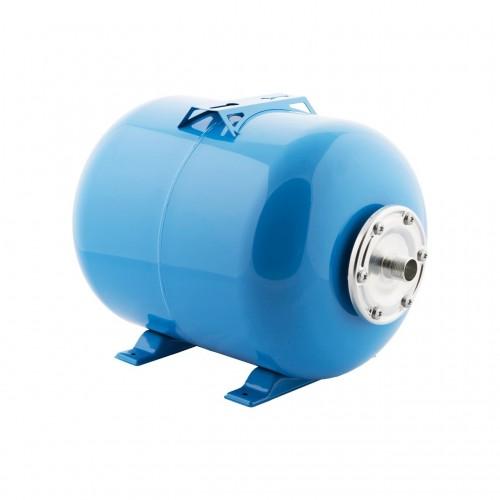"""Гидроаккумулятор DEISA  36л для хол. воды, горизонтальный, 1"""", синий ..."""