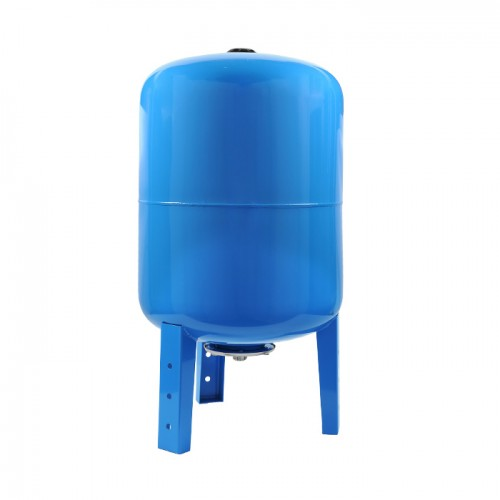 """Гидроаккумулятор DEISA  50л для хол. воды, вертикальный, 1"""", синий..."""