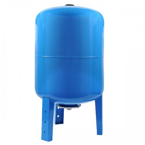 """Гидроаккумулятор DEISA  80л для хол. воды, вертикальный, 1"""", синий..."""