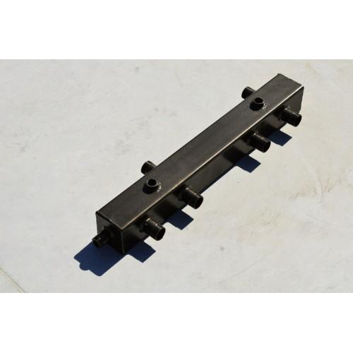 Гидрострелка до 50кВт 4-контурная металлическая окрашенная...