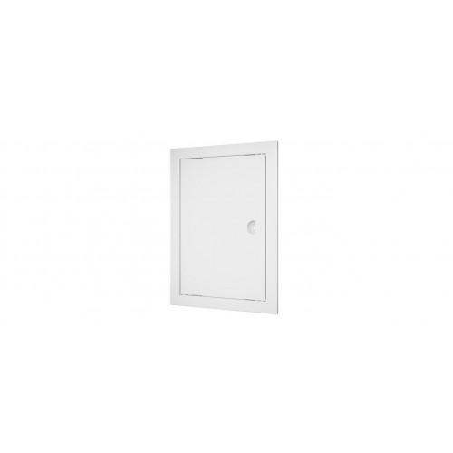 Дверца ревизионная 168*168мм нажимная с фланцем  AD 1515...