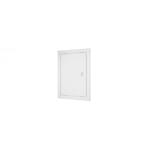 Дверца ревизионная 168*318мм нажимная с фланцем  AD 1530...