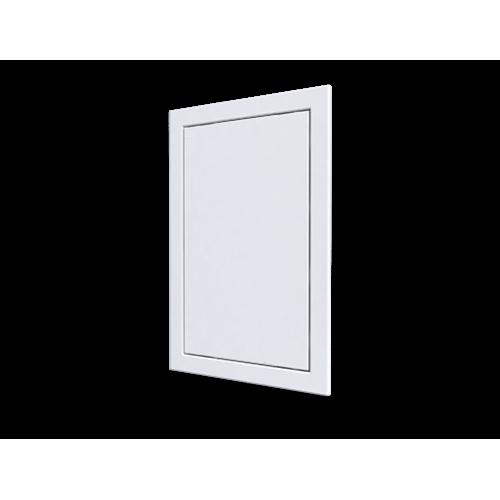 Дверца ревизионная 318*318мм нажимная с фланцем  AD 3030...