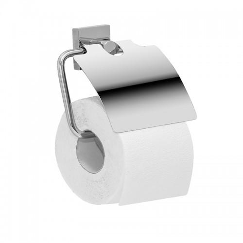 Держатель туалетной бумаги IDDIS EDIFICE с крышкой EDISBC0i43...