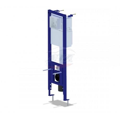 Инсталяция для подвесного унитаза узкая WC1310 ...