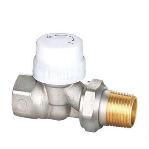 """Клапан 1/2 термостатич. прямой ник+лат. (радиаторный) """"HLV"""" ..."""