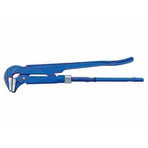 """Ключ трубный рычажный №2 ( 1,5"""") тип L литой (СИНИЙ) СИБРТЕХ 15759..."""
