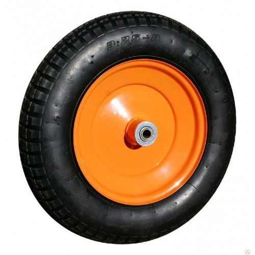 Колесо для тачки пневмо 14х3,50-8 / PR3501 (для та