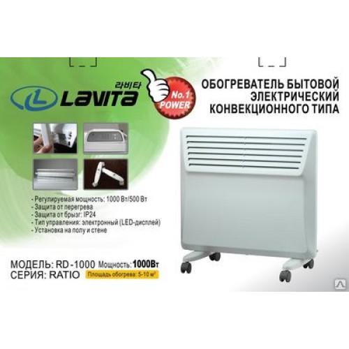 Конвектор LAVITA RATIO RD-1000 КОРЕЯ...