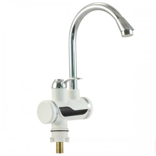 Кран-водонагреватель UNIPUMP  проточного типа BEF-012-02, рычажный...