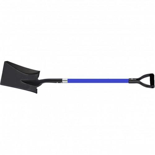 Лопата  саперная подборная фибергласс черенок с V образной ручкой 80 см (s512d)...