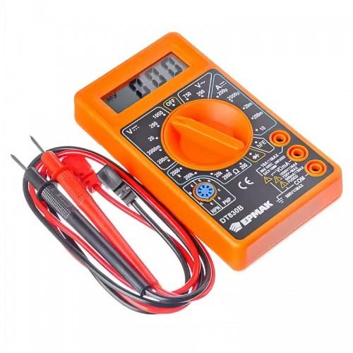 Мультиметр цифровой DT-830B ЕРМАК 660-003...