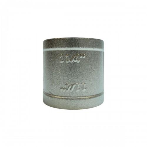 "Муфта 1 1/4"" никель HLV..."