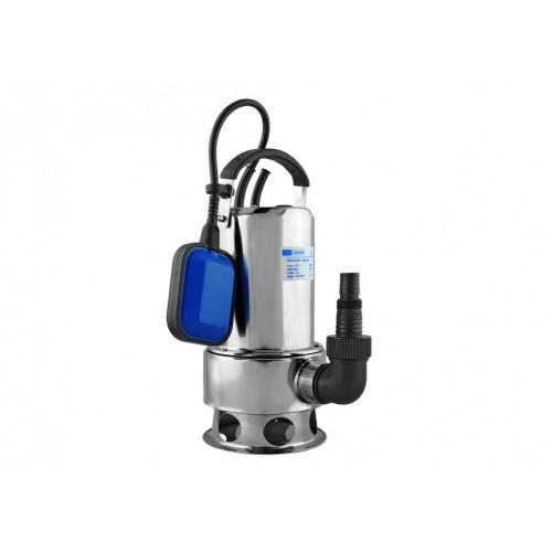 Насос дренажный INOXVORT-1100SW (1,1кВт,напор 11м,260л/мин, примеси - до 35 мм, нерж) ...