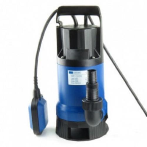 Насос дренажный VORT-1101PW (1,1кВт,пласт корп, 10м, 260л/м, примеси 35мм, поплавок, каб-10м) ...