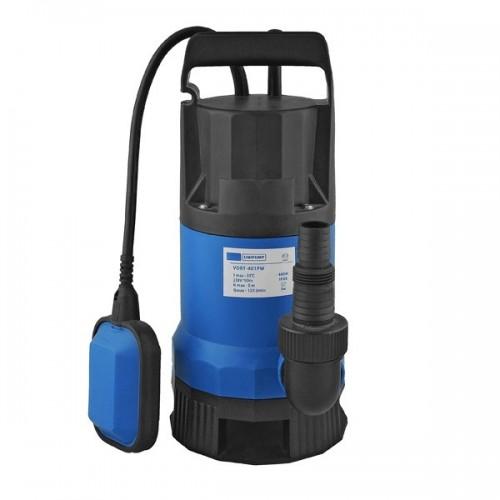 Насос дренажный VORT-401PW (0,4кВт,пласт корп, 5м, 140л/м, примеси 35мм, поплавок, каб-10м) ...
