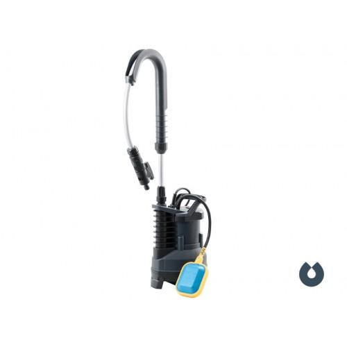 Насос дреннажный садовый RAIN Q400 (400Вт, 67 л/мин., Напор 11м, кабель 10м.телескоп. штанга с изл.)...