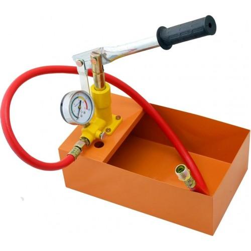 Насос ручной для опресовки систем водоснабжения 40 бар DEISA...