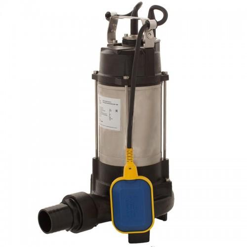 Насос фекальный Oasis FK-110R(1,1кВт,Нмакс-11м, 260 л/мин,режущ механизм, поплавк выкл) ...