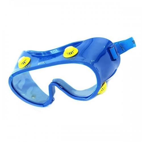 Очки защитные закрытого типа с непрямойвентиляцией, поликарбонат,  СИБРТЕХ / 89160...