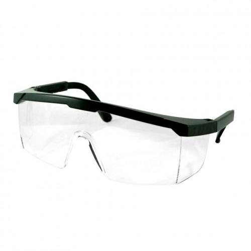 Очки защитные прозрачные с душками...