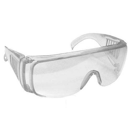 Очки защитные с дужками, прозрачные, пластиковые КФ 040090 ...