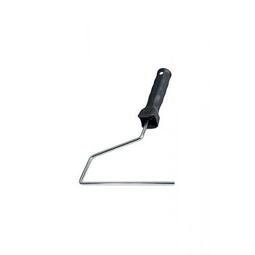 81215Мат Ручка для валиков180-250м,D6мм никилированная...