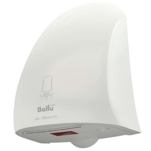 Сушилка для рук BALLU AIR STORM BAHD-1000AS белая 450/1000 Вт 241*340*186 мм...