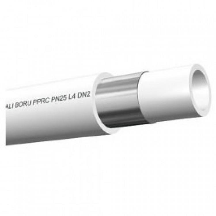 Труба ППР  25*4.2мм PN25 армированная аллюминием РосТурПласт