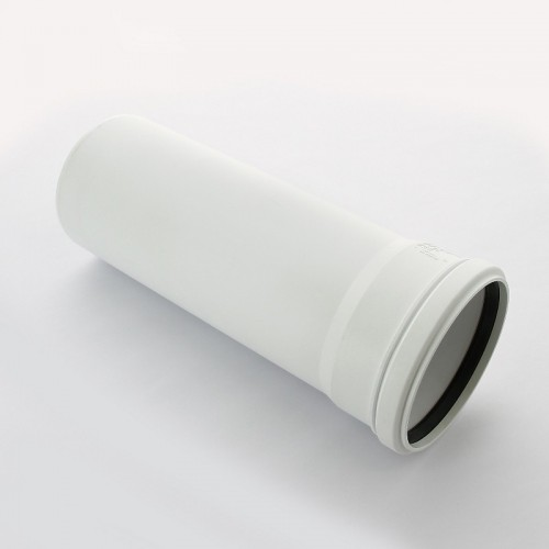 Труба ПП с раструбом 110* 500 3,4мм ELITE малошумная РосТурПласт...