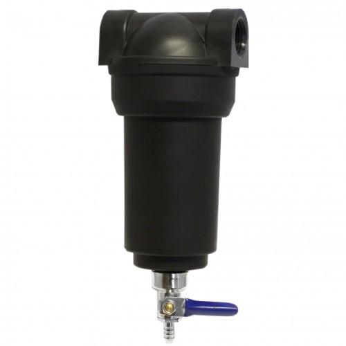 Фильтр магистральный для холодной воды HYDRA MH c краном...