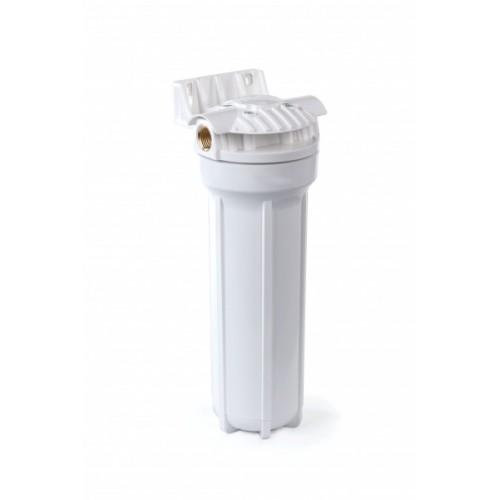 """Фильтр магистральный для холодной воды ГЕЙЗЕР 1П 10""""х1/2"""" латунные вставки..."""
