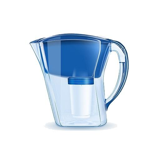 Фильтр-кувшин АКВАФОР Премиум 3,8л со счетчиком синий...