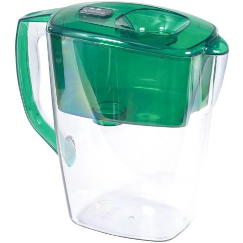 Фильтр-кувшин ГЕЙЗЕР Геркулес 4,0л зеленый...