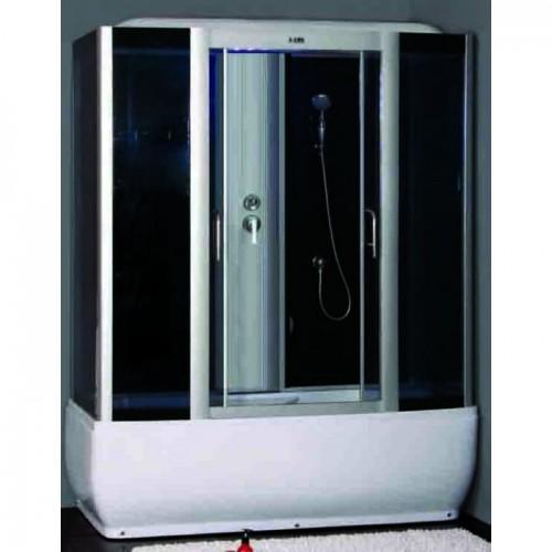 Душевая кабина ZILI DO ZS-6226-A ЭРОС 1700*850*2200мм 1/5 Тропический душ, ручной душ, усиленный каркас, высококачествен...
