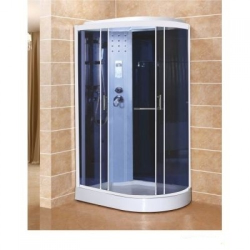 Душевая кабина ZILI DO ZS-1056A-L АРТЕМИДА Н/П 1200*800*2150мм 1/4V ропический душ, ручной душ, электронная панель управ...
