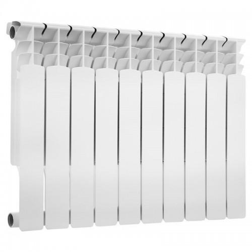 Радиатор алюминиевый OASIS 500/80  10 секций...