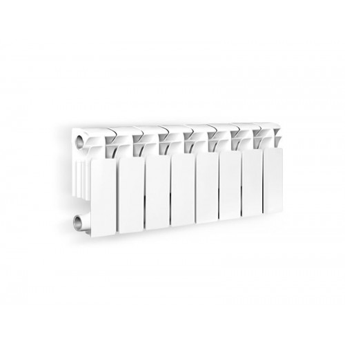 Радиатор алюминиевый OASIS 200/100  4 секции...